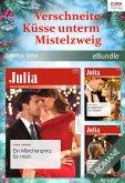 Verschneite Küsse unterm Mistelzweig (3-teilige Serie) (eBook, ePUB)