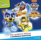 PAW Patrol - Die goldene Statue, 1 Audio-CD