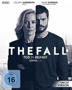 The Fall - Tod in Belfast - Staffel 1-3 Gesamtedition