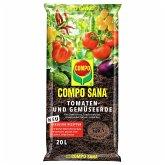 Compo Sana® Tomaten- und Gemüseerde, 20 Liter