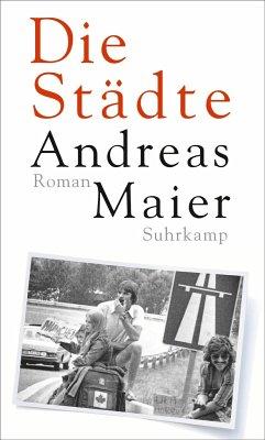 Die Städte - Maier, Andreas