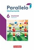 Parallelo 6. Schuljahr - Niedersachsen - Arbeitsheft mit Lösungen