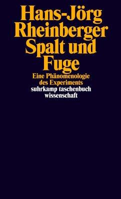 Spalt und Fuge - Rheinberger, Hans-Jörg