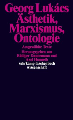 Ästhetik, Marxismus, Ontologie - Lukács, Georg