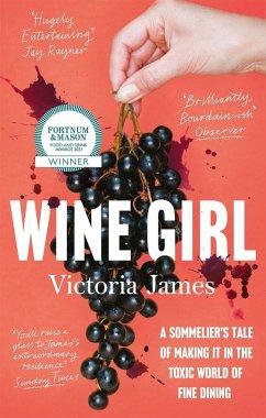 Wine Girl - James, Victoria