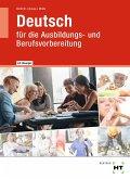 Lehr- und Arbeitsbuch mit eingetragenen Lösungen Deutsch