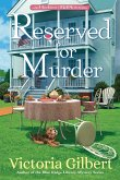 Reserved for Murder: A Booklover's B&b Mystery