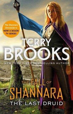 The Last Druid - Brooks, Terry