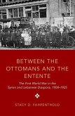 Between the Ottomans and the Entente: The First World War in the Syrian and Lebanese Diaspora, 1908-1925