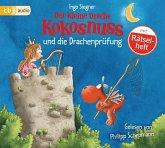 Der kleine Drache Kokosnuss und die Drachenprüfung / Die Abenteuer des kleinen Drachen Kokosnuss Bd.29 (1 Audio-CD)