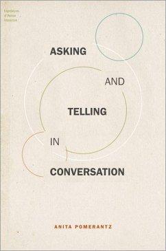 Asking and Telling in Conversation - Pomerantz, Anita
