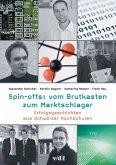 Spin-offs: vom Brutkasten zum Marktschlager (eBook, PDF)