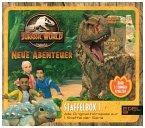 Jurassic World - Neue Abenteuer, 3 Audio-CD