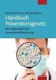 Handbuch Präventionsgesetz (Mängelexemplar)