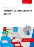 Deutsches Beamten-Jahrbuch Bayern 2021
