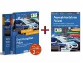 Einstellungstest + Auswahlverfahren Polizei: Sparpaket