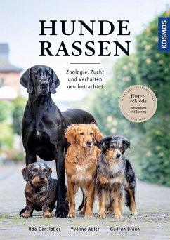 Hunderassen - Gansloßer, Udo;Adler, Yvonne;Braun, Gudrun