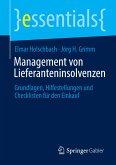 Management von Lieferanteninsolvenzen