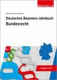 Deutsches Beamten-Jahrbuch Bundesrecht 2021