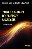 Introduction to Energy Analysis (eBook, PDF)
