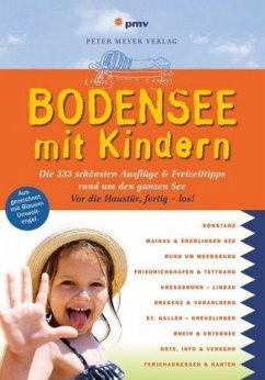 Bodensee mit Kindern (Mängelexemplar) - Sievers, Annette
