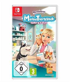 My Universe - Meine Tierklinik: Hund & Katze (Nintendo Switch)