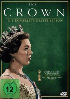 The Crown - Die komplette dritte Season (4 Discs)
