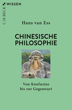 Chinesische Philosophie - Ess, Hans van