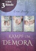 Vertrauen und Verrat - Band 1-3 der romantischen Fantasy-Serie im Sammelband (Kampf um Demora) (eBook, ePUB)