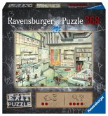 Exit Puzzle - Das Labor