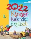 Langenscheidt Kinderkalender Englisch 2022