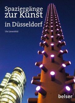 Spaziergänge zur Kunst in Düsseldorf - Liesenfeld, Ute