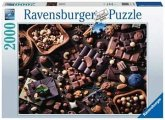 Ravensburger 16715 - Schokoladenparadies, Puzzle, 2000 Teile