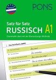 PONS Satz für Satz Russisch A1