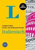 Langenscheidt Grund- und Aufbauwortschatz Italienisch. Mit Audio-Download