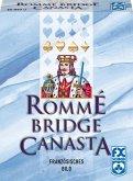 Ravensburger 26957 - Rommé, Canasta, Bridge, Kartenspiele