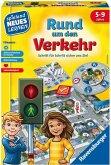 Ravensburger 24997 - Rund um den Verkehr, Neues Lernen, Lernspiel