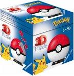 Pokémon Pokéballs - Pokéball Classic (3D-Puzzelball)