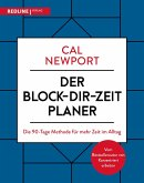 Der Block-dir-Zeit-Planer