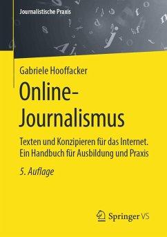 Online-Journalismus (eBook, PDF) - Hooffacker, Gabriele