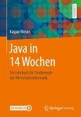 Java in 14 Wochen (eBook, PDF)