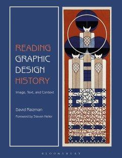Reading Graphic Design History (eBook, ePUB) - Raizman, David