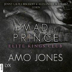 Mad Prince - Elite Kings Club, Teil 4 (Ungekürzt) (MP3-Download) - Jones, Amo