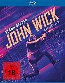 John Wick: Kapitel 1 - 3 Box BLU-RAY Box
