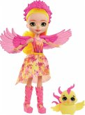 Enchantimals Royals Falon Phoenix Puppe & Sunrise