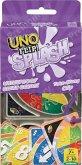 Pegasus MTLGXD74 - Mattel, Uno Flip! Splash, Kartenspiel, Mitbringspiel