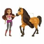 Spirit Puppe Lucky & Pferd Spirit