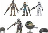 Hasbro F11985L0 - Star Wars, Mission Fleet The Child Beschützer, Figuren 5er-Pack mit Accessoires, 6 cm