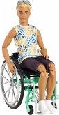 Mattel GWX93 Barbie Fashionistas Ken Puppe mit Rollstuhl