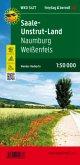 Saale-Unstrut-Land, Wander + Radkarte 1:50.000